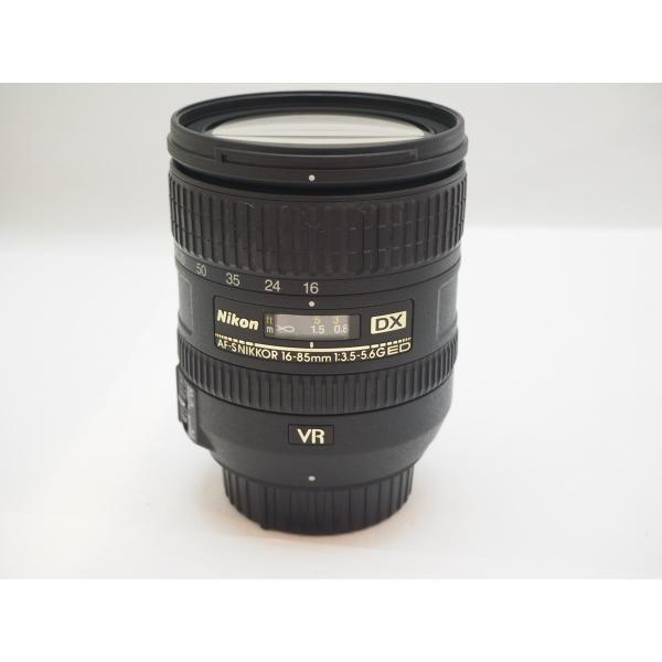 【中古】 【良品】 ニコン AF-S DX NIKKOR 16-85mm F3.5-5.6G ED VR
