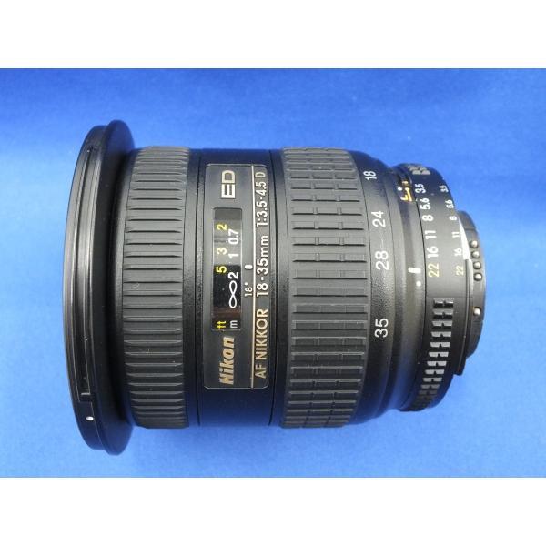 【中古】 【良品】 ニコン Ai AF Zoom Nikkor ED 18-35mm F3.5-4.5D (IF)