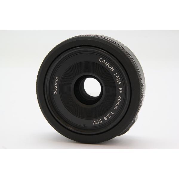 【良品】 キヤノン EF40mm F2.8 STM