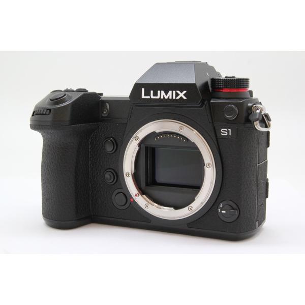 パナソニック LUMIX DC-S1-K ボディの画像