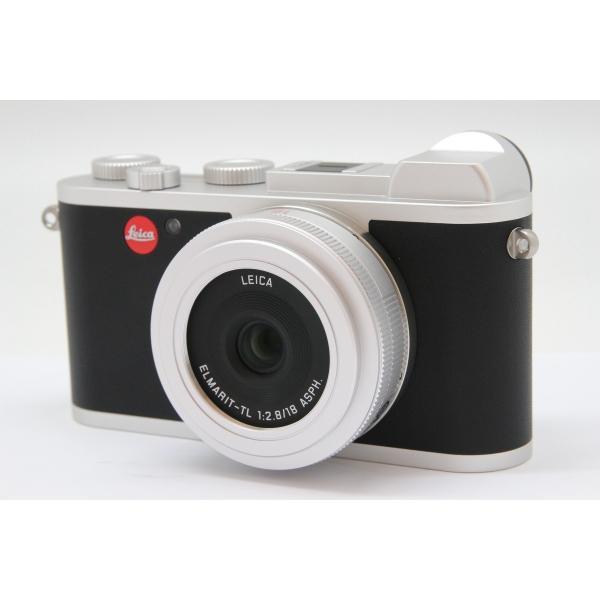 ライカ CL プライムキット 18mm シルバーの画像