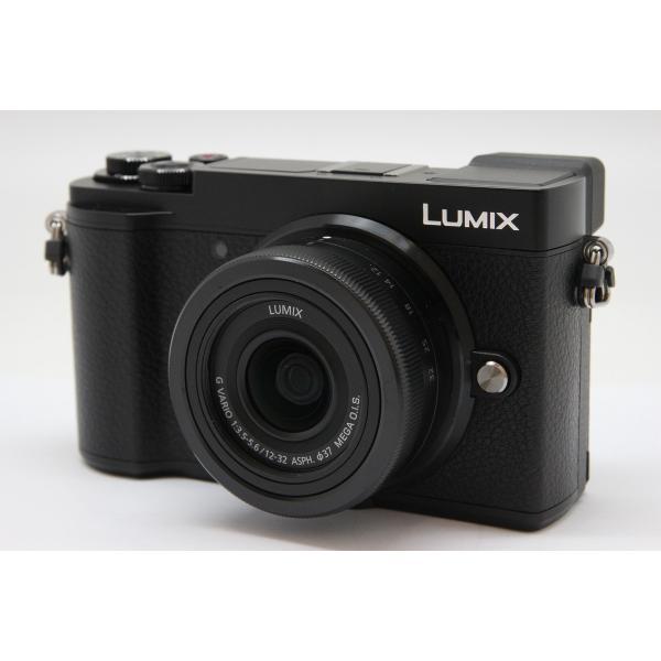 パナソニック LUMIX DC-GX7MK3K-K 標準ズームレンズキット ブラックの画像