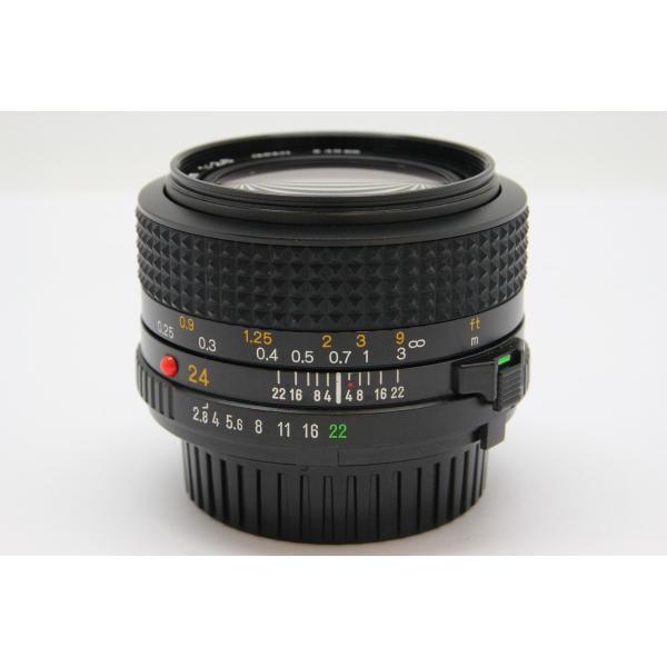 MINOLTA(ミノルタ) New MD 24mm F2.8の画像