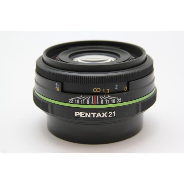 【中古】 【並品】 ペンタックス smc ペンタックス-DA 21mm F3.2 AL Limited