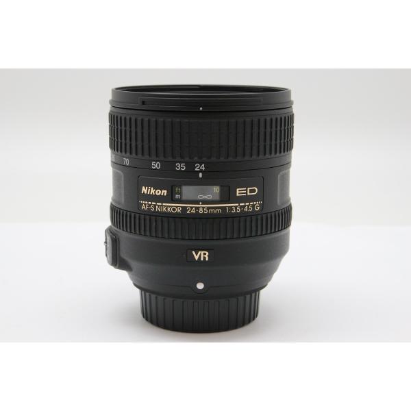 【中古】 【並品】 ニコン AF-S NIKKOR 24-85mm f/3.5-4.5G ED VR