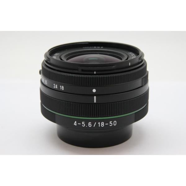 【中古】 【並品】 ペンタックス HD PENTAX-DA L 18-50mm F4-5.6 DC WR RE