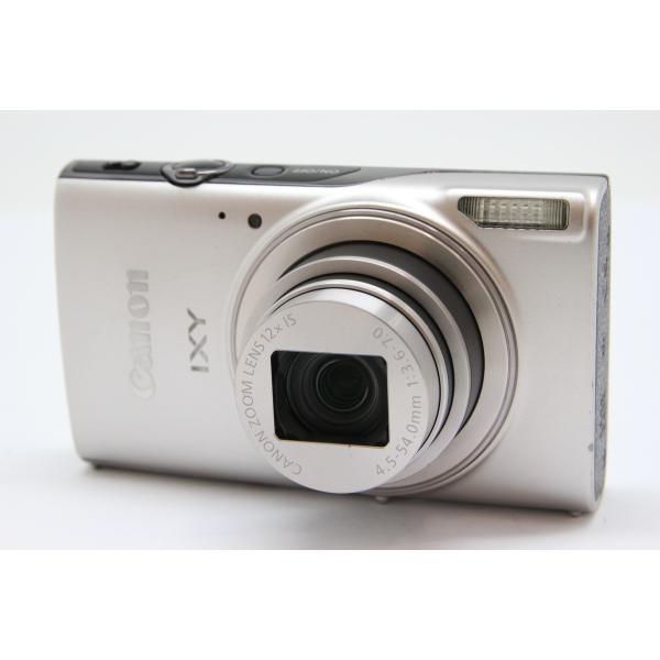 キヤノン 高倍率コンパクトカメラ IXY(イクシー) IXY650(SL)の画像