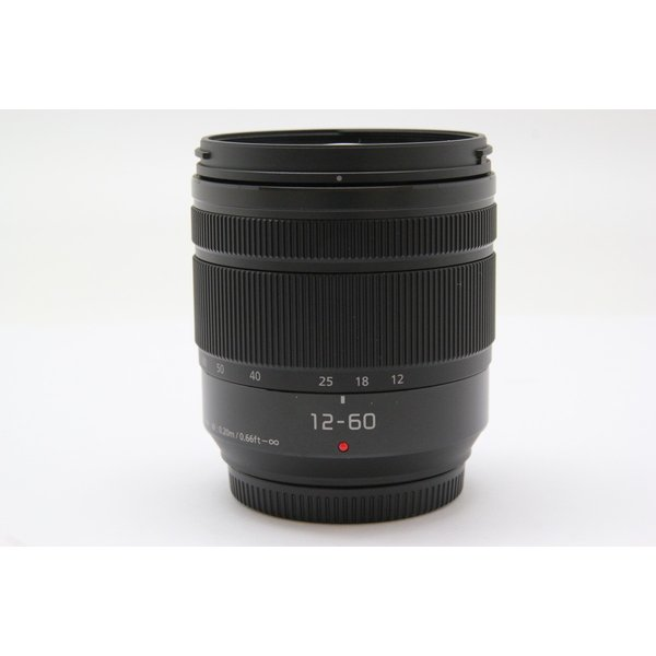 【中古】 【並品】 パナソニック LUMIX G VARIO 12-60mm F3.5-5.6 ASPH.POWER O.I.S. [H-FS12060]