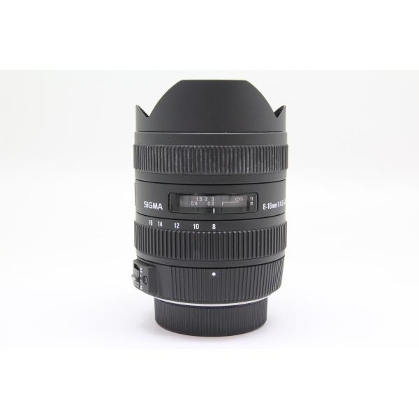 【中古】 【並品】 シグマ 8-16mm F4.5-5.6 DC HSM ニコン用