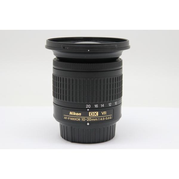 【中古】 【良品】 ニコン AF-P DX 10-20mm f/4.5-5.6G VR