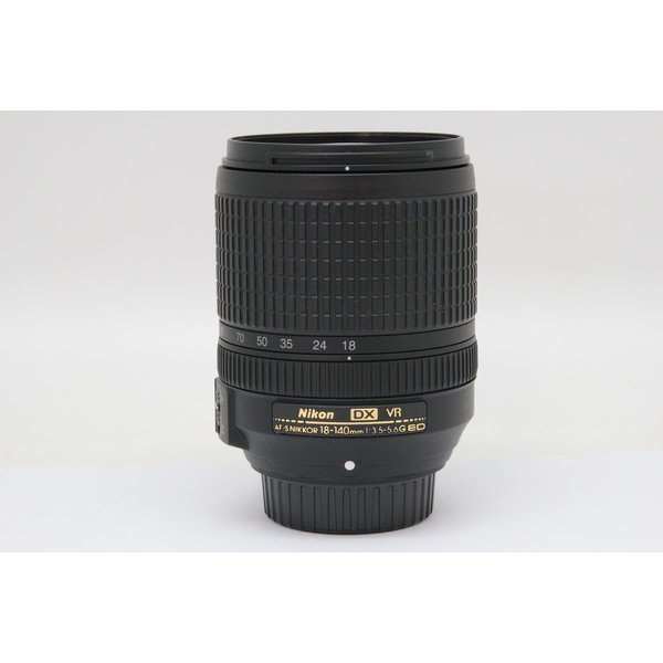 【中古】 【並品】 ニコン AF-S DX 18-140mm f/3.5-5.6G ED VR