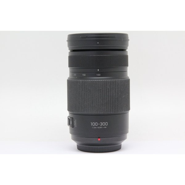 【中古】 【良品】 パナソニック LUMIX G VARIO 100-300mm F4.0-5.6 II POWER O.I.S.[H-FSA100300]