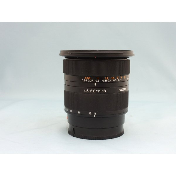 SONY(ソニー) DT 11-18mm F4.5-5.6の画像