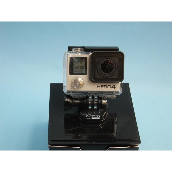 GoPro(ゴープロ) HERO4 シルバー サーフの画像