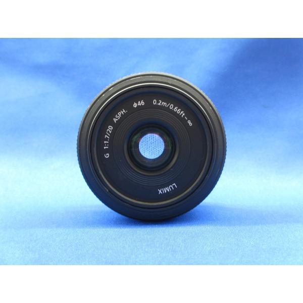 Panasonic(パナソニック) LUMIX G 20mm F1.7 ASPH.の画像