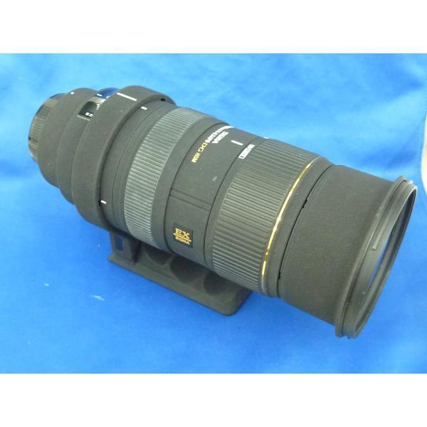 【中古】 【並品】 シグマ APO 50-500mm F4-6.3 EX DG HSM フォーサーズ用