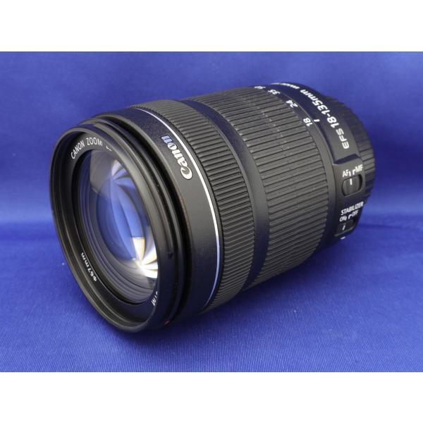 【中古】 【良品】 キヤノン EF-S18-135mm F3.5-5.6 IS STM