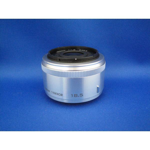 Nikon(ニコン) Nikon 1 NIKKOR 18.5mm F1.8 シルバーの画像