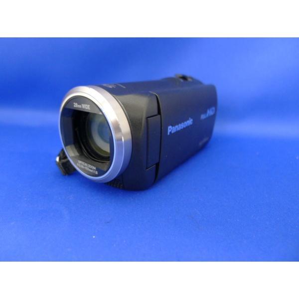 Panasonic(パナソニック) デジタルハイビジョンビデオカメラ HC-V480MS-K ブラックの画像