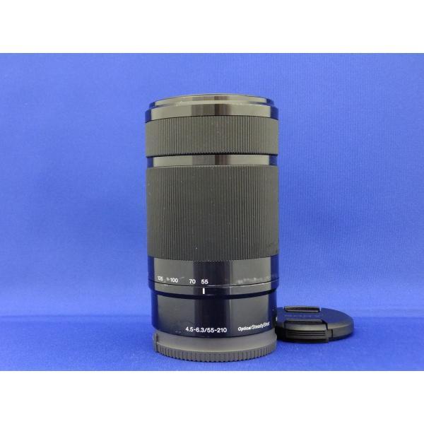 【中古】 【並品】 ソニー E 55-210mm F4.5-6.3 OSS [SEL55210B] ブラック