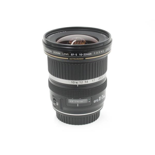 【中古】 【良品】 キヤノン EF-S10-22mm F3.5-4.5 USM
