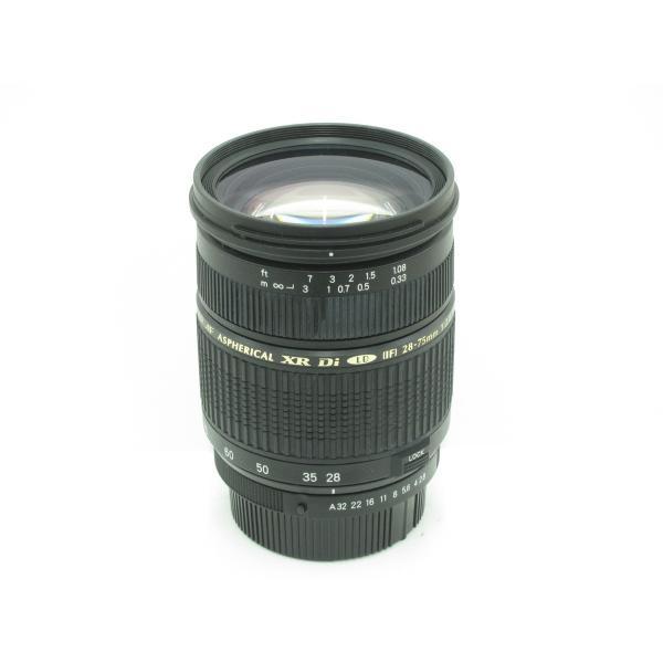 【中古】 【良品】 タムロン SP AF28-75mm F2.8 XR Di LD Aspherical[IF]MACROペンタックス用[A09]