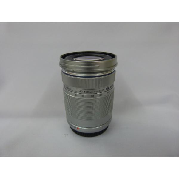 【美品】 オリンパス M.ZUIKO DIGITAL ED 40-150mm F4.0-5.6 R シルバー
