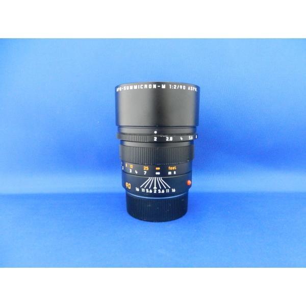 Leica(ライカ) アポズミクロン M90mm F2.0 ASPH ブラックの画像