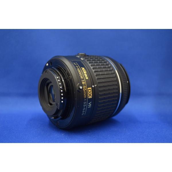 【美品】 ニコン AF-P DX NIKKOR 18-55mm f/3.5-5.6G VR