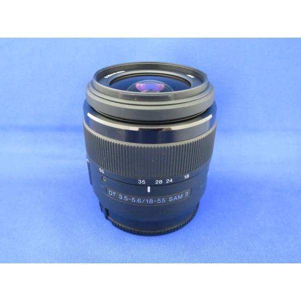 【中古】 【良品】 ソニー DT 18-55mm F3.5-5.6 SAM II  [SAL18552]