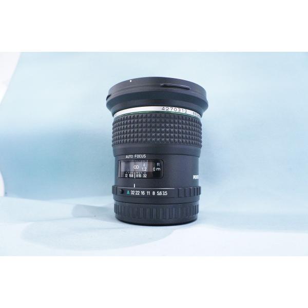 PENTAX(ペンタックス) HD D FA645 35mm F3.5AL [IF]の画像