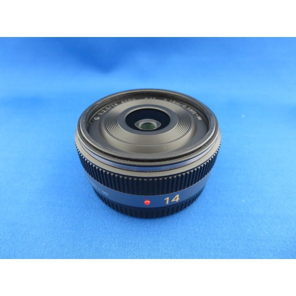 【中古】 【良品】 パナソニック LUMIX G 14mm/F2.5 ASPH [H-H014]