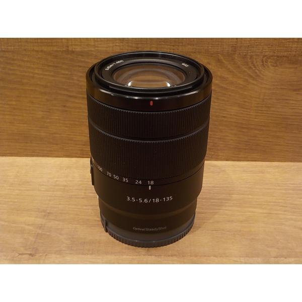 【中古】 【良品】 ソニー E 18-135mm F3.5-5.6 OSS [SEL18135]
