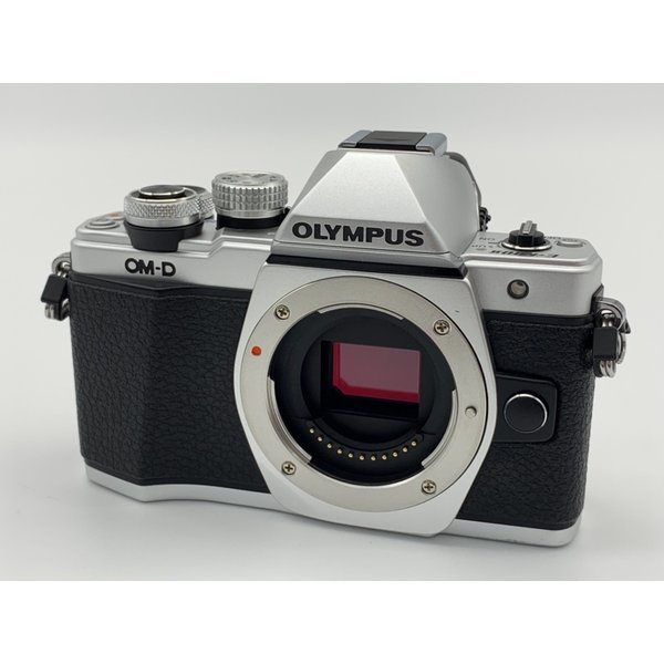 【中古】 【良品】 オリンパス OM-D E-M10 MarkII ボディ シルバー