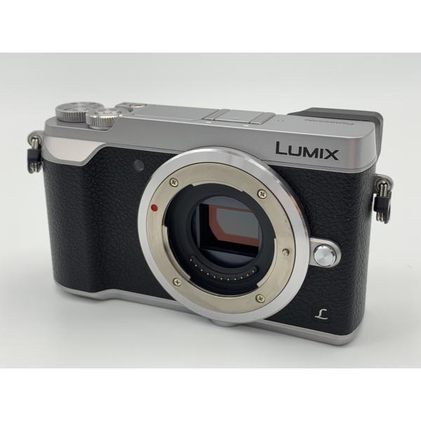 【中古】 【良品】 パナソニック LUMIX DMC-GX7MK2-S ボディ シルバー