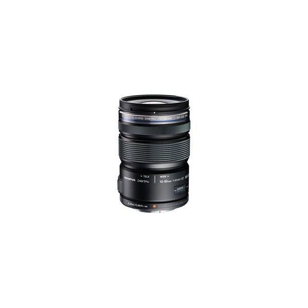 オリンパス M.ZUIKO DIGITAL ED 12-50mm F3.5-6.3 EZ ブラック