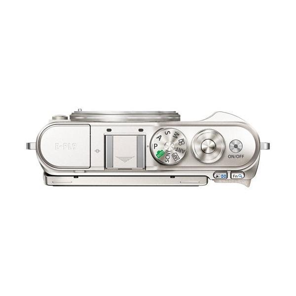 オリンパス PEN E-PL9 14-42mm EZレンズキット ホワイト