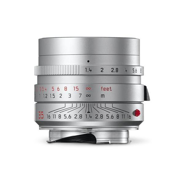ライカ ズミルックスM f1.4/35mm ASPH. シルバー 《納期未定》
