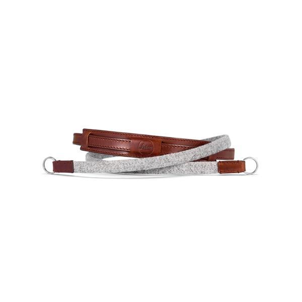 ライカ CL用 ネックストラップ ライフスタイルグレー