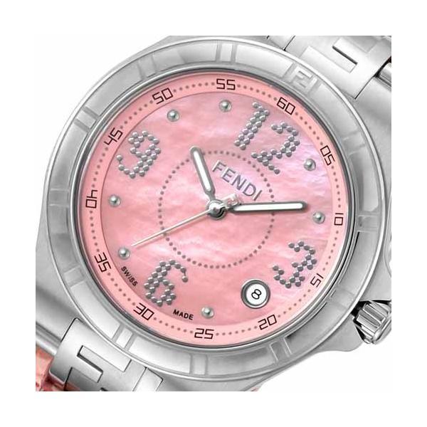 フェンディ レディース腕時計 ハイスピード  F414377