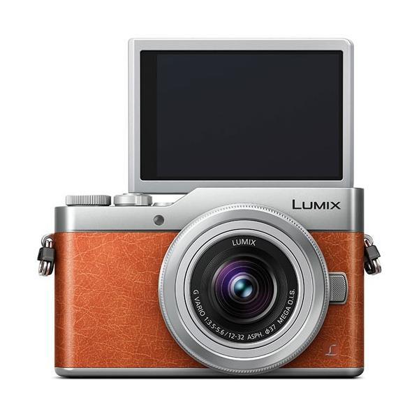 パナソニック LUMIX DC-GF9W-D ダブルレンズキット オレンジ