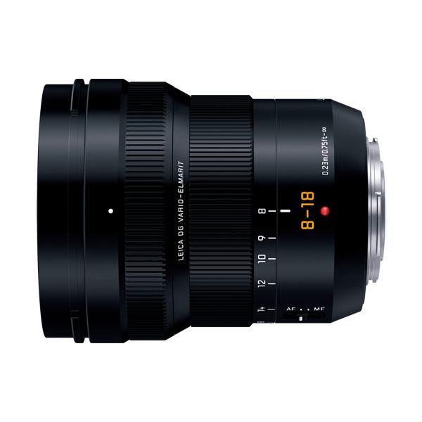 パナソニック LEICA DG VARIO-ELMARIT 8-18mm/F2.8-4.0 ASPH. [H-E08018] 《2017年5月25日発売》