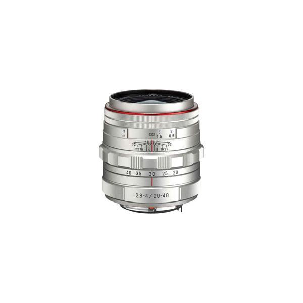 ペンタックス HD PENTAX-DA 20-40mm F2.8-4 ED Limited DC WR シルバー