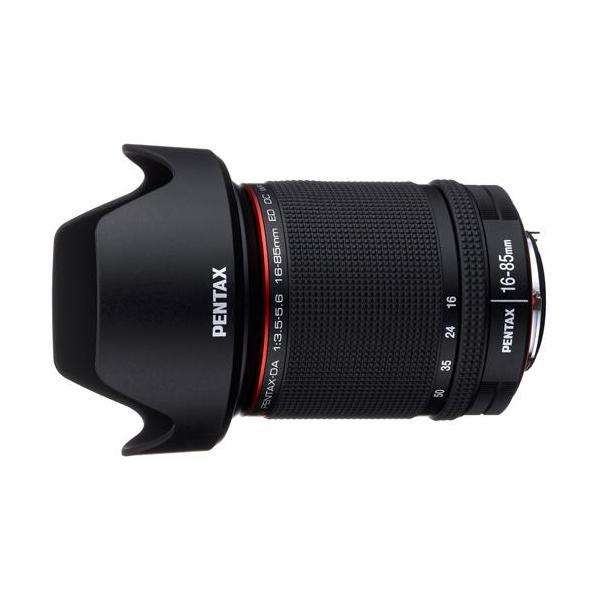 ペンタックス HD PENTAX-DA 16-85mm F3.5-5.6 WR