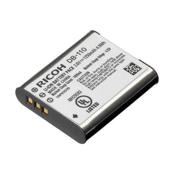 リコー DB-110 充電式バッテリー