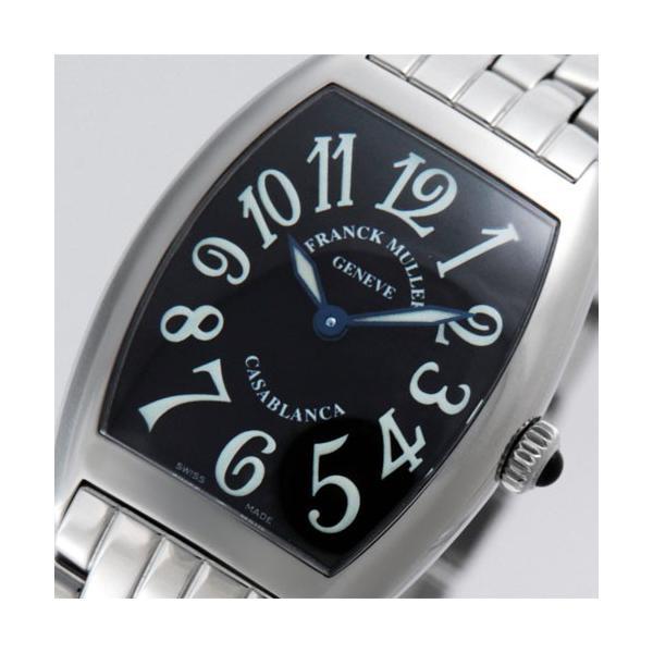 フランクミュラー レディース腕時計 カサブランカ  1752QZCASA BK 《納期約4週間》