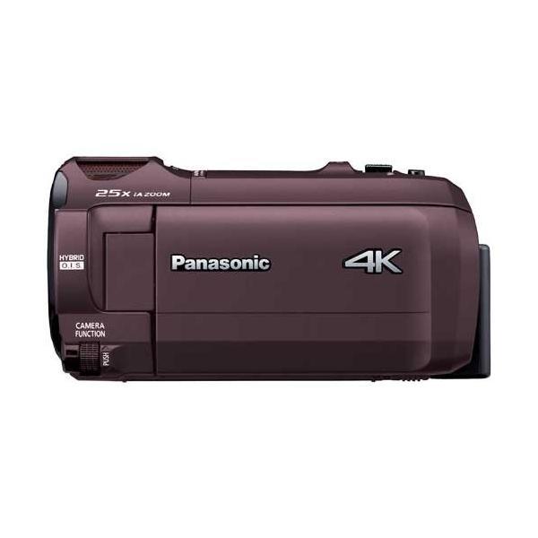 パナソニック デジタル4Kビデオカメラ HC-VX992M-T カカオブラウン 《2019年5月23日発売》