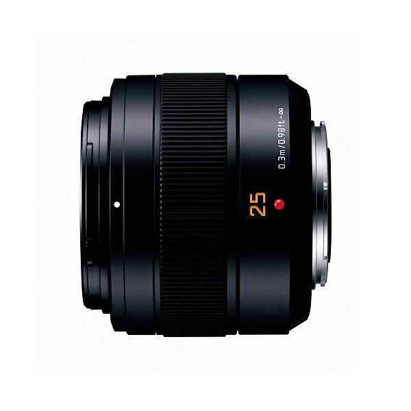 パナソニック LEICA DG SUMMILUX 25mm/F1.4 II ASPH. [H-XA025] 《納期約1−2週間》
