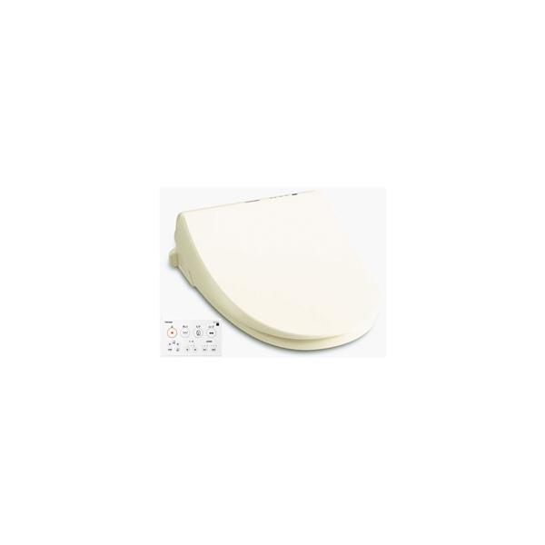 東芝 温水洗浄便座 クリーンウォッシュ SCS-T260 パステルアイボリーの画像