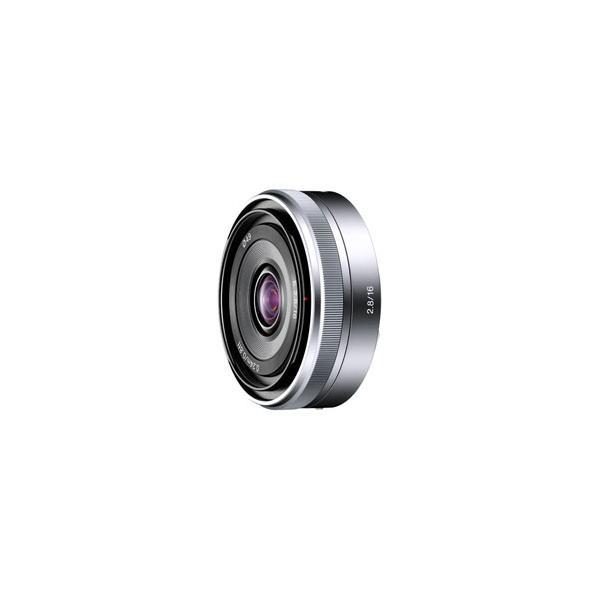 ソニー E 16mm F2.8 SEL16F28